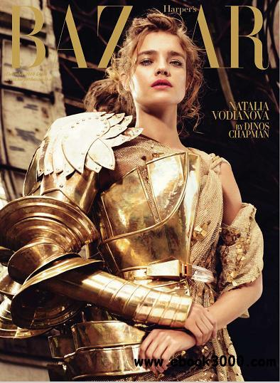 Harpers Bazaar UK - December 2010 free download