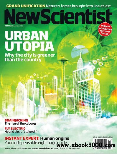 New Scientist - 06 November 2010 free download