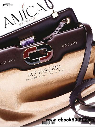 Amica Accessorio - November 2010 free download