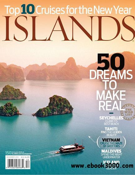 Islands - December 2010 free download