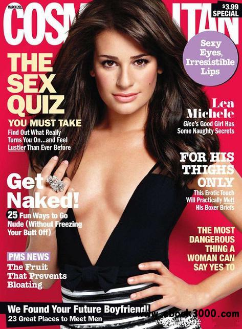 Cosmopolitan - March 2011 free download