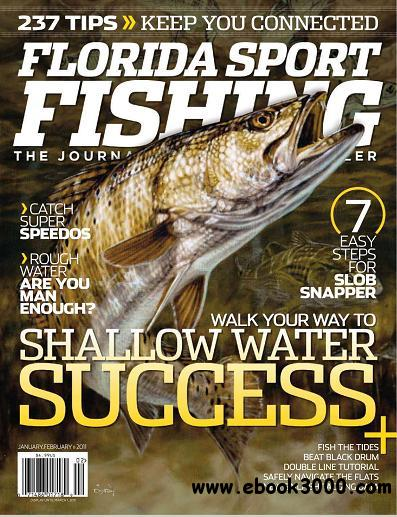 Florida Sport Fishing January - February 2011 free download