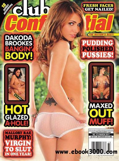 Club Confidential - March 2011 free download