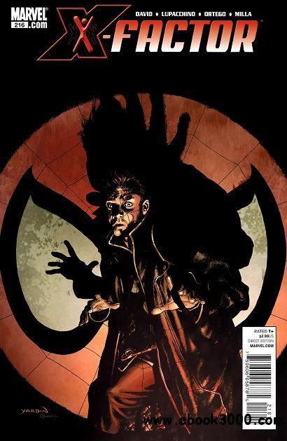 X-Factor #216 (2011) free download