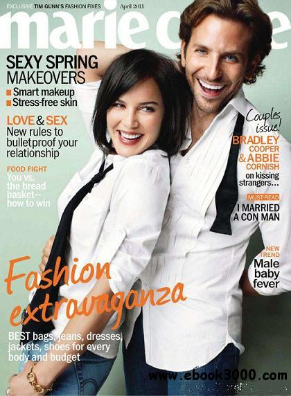 Marie Claire - April 2011 free download