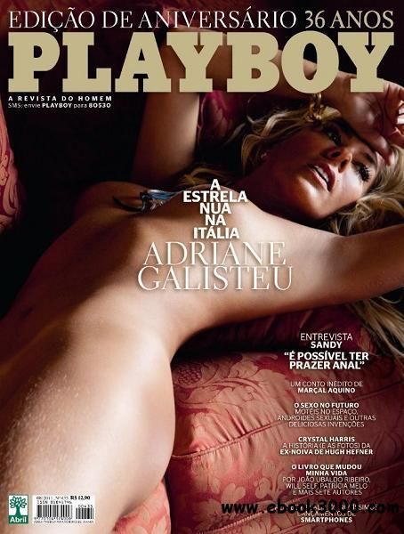 Playboy Brazil - August 2011 free download