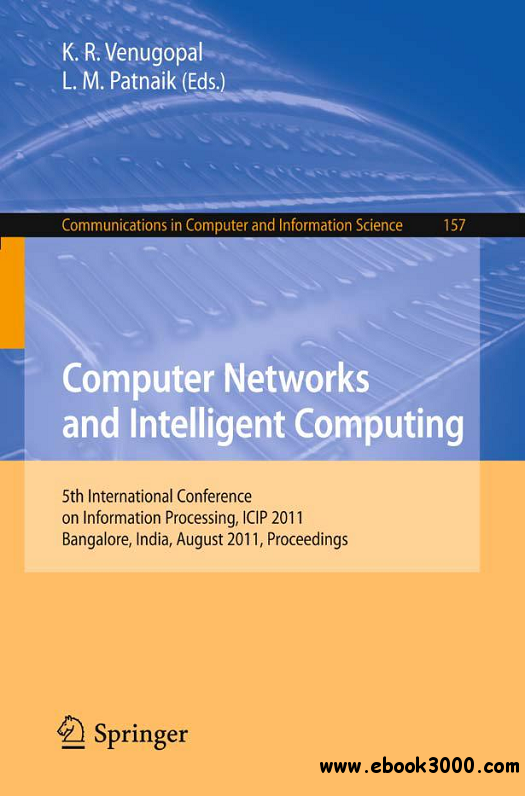 Computer Networks and Intelligent Computing free download