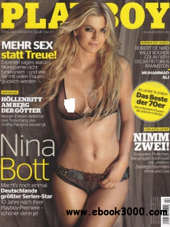 Playboy Germany - February 2012 free download
