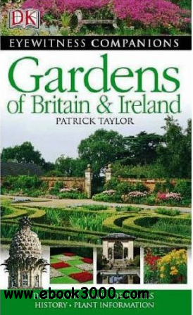 Gardens of Britain and Ireland (Eyewitness Companions) free download