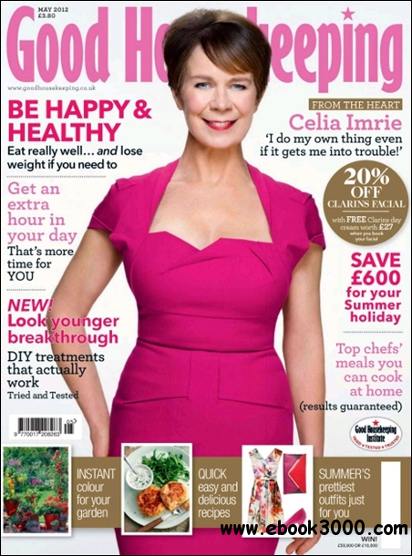 good housekeeping dating Dating offers shop garden shop bookshop box office puzzles brings up the subject of vegan leather in an interview for the latest edition of good housekeeping.