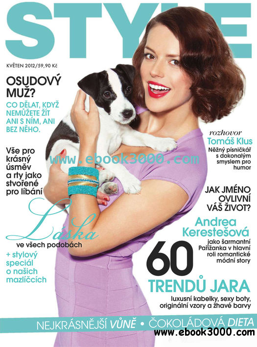 Style Czech Republic - May 2012 free download