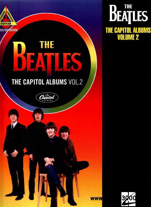 The Beatles - The Capitol Albums, Volume 2 (Guitar Recorded Version) free download