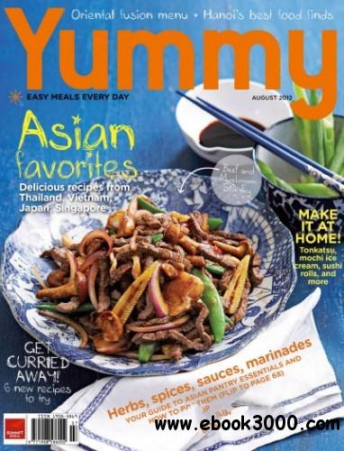 Yummy august 2012 free ebooks download english hq pdf 100 pages 78 mb forumfinder Image collections