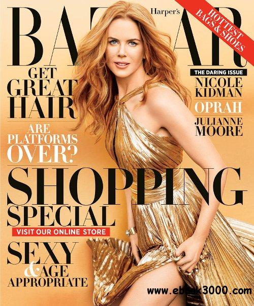 Harper's Bazaar USA - November 2012 free download