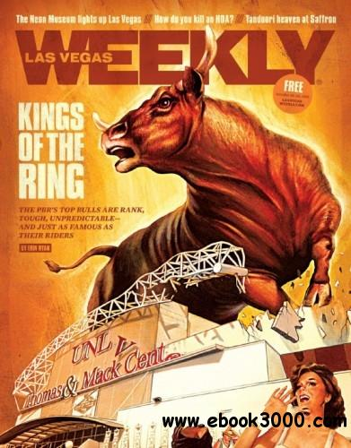 Las Vegas Weekly - 18 October 2012 free download