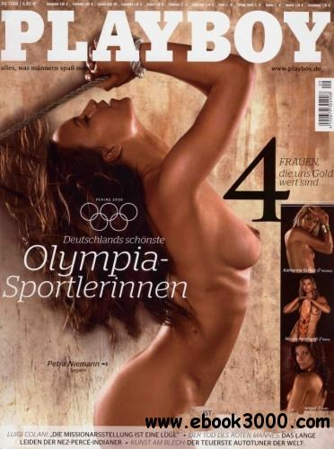 Playboy Germany - September 2008 free download