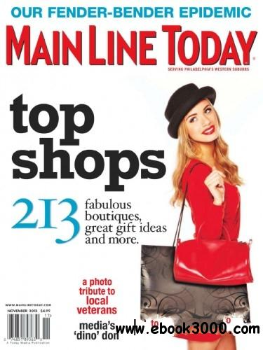 Main Line Today - November 2012 free download