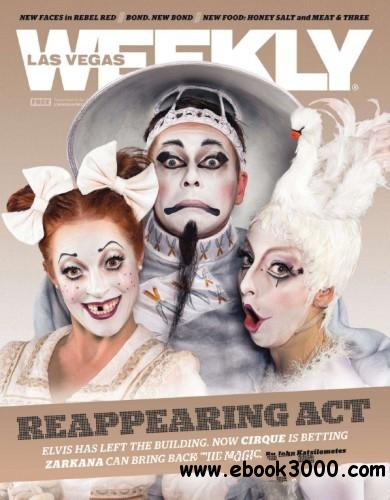 Las Vegas Weekly - 08 November 2012 free download