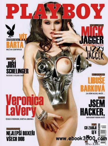 Playboy - April 2012 (Czech Republic) free download