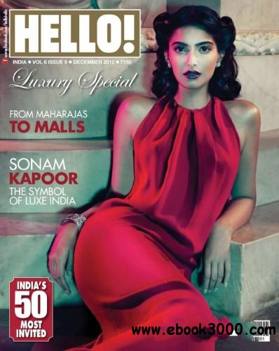 Hello! India - December 2012 free download
