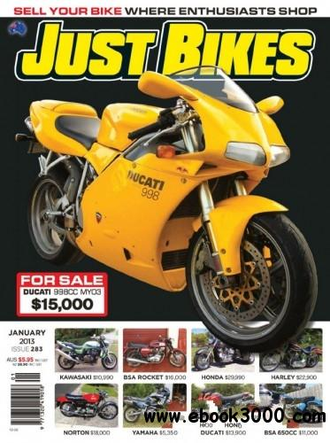 Just Bikes - January 2013 free download