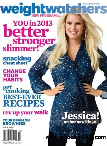 Weight Watchers - January February 2013 free download