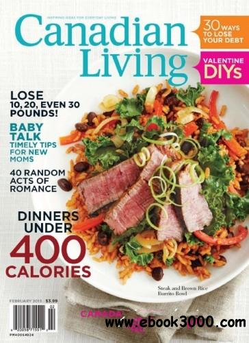 Canadian Living - February 2013 free download
