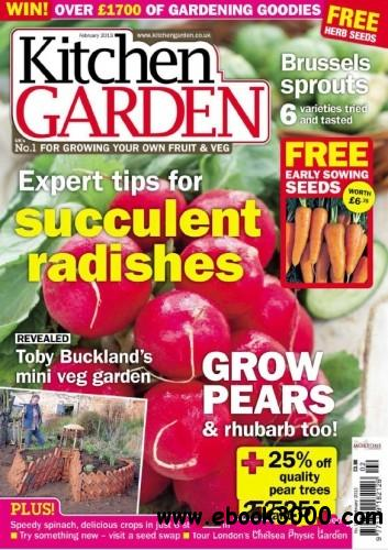 Kitchen Garden - February 2013 free download