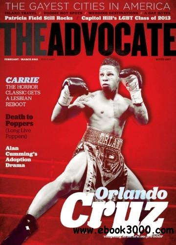 The Advocate - February March 2013 free download