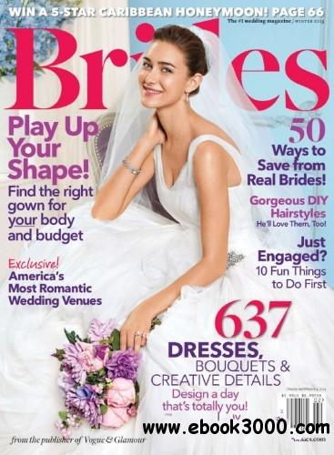 Brides USA - Winter 2013 free download