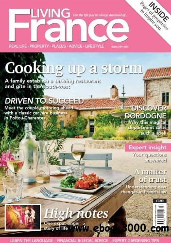 Living France UK - February 2013 free download