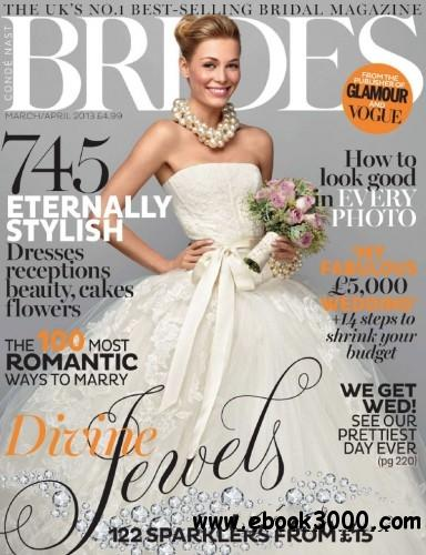 Brides - March April 2013 free download