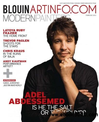 Modern Painters - February 2013 free download