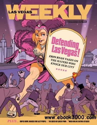 Las Vegas Weekly - 31 January 2013 free download