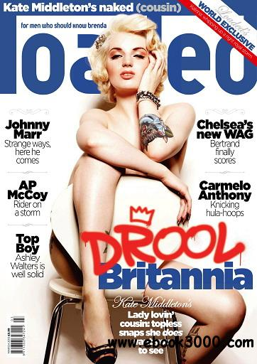 Loaded Magazine March 2013 free download