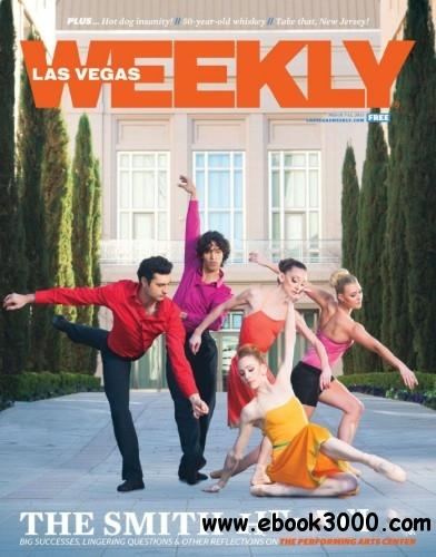 Las Vegas Weekly - 07 March 2013 free download