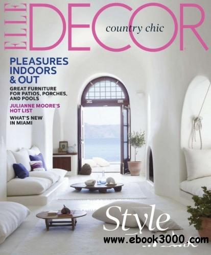 ELLE Decor - April 2013 free download