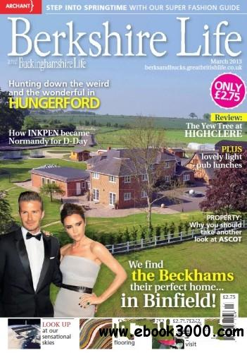 Berkshire Life - March 2013 free download