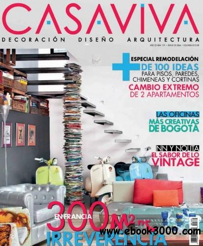 Casaviva Decoracion Magazine - February 2013 free download