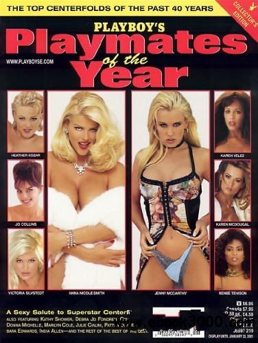 Playboy's Playmates of the Year 2000 free download