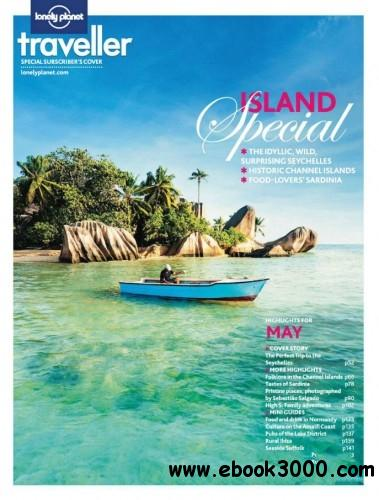 Lonely Planet Traveller UK - May 2013 free download