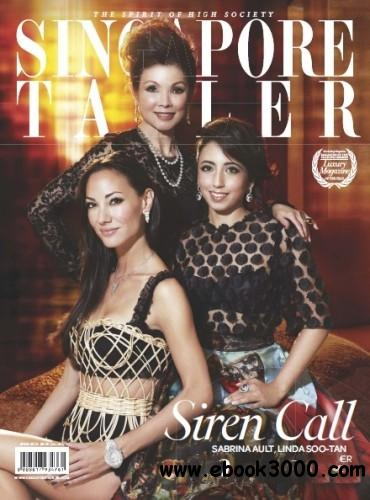 Singapore Tatler - April 2013 free download