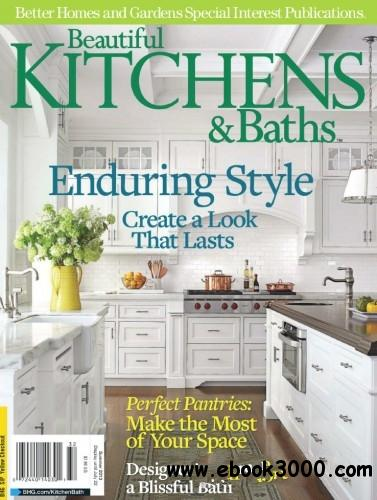 Beautiful Kitchens & Baths - Summer 2013 free download