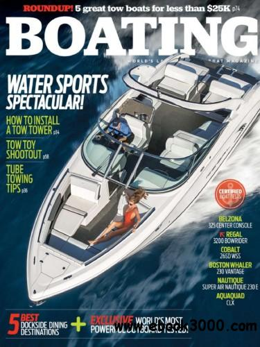 Boating USA - June 2013 free download