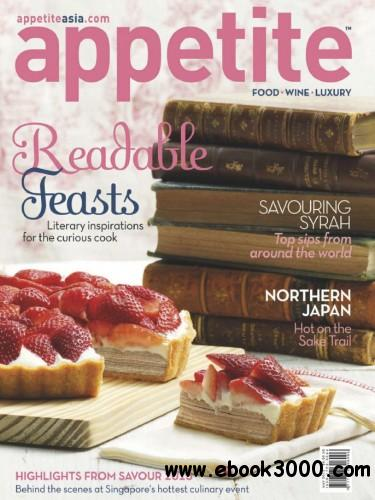 Appetite - May 2013 free download