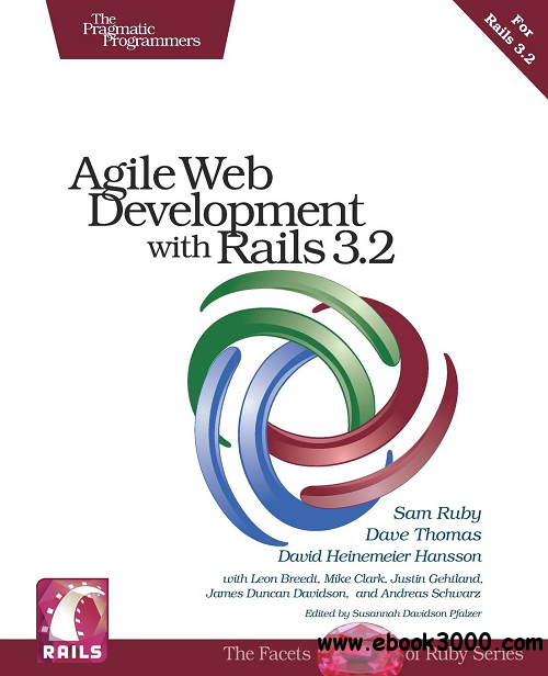 Agile Web Development with Rails, 4th Edition free download