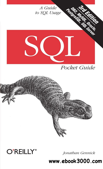 SQL Pocket Guide, 3rd Edition : A Guide to SQL Usage free download