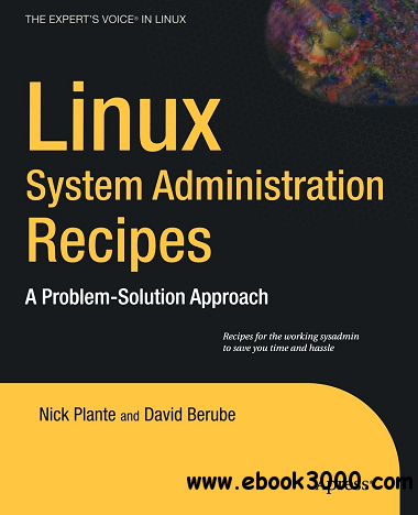Linux System Administration Recipes: A Problem-Solution Approach download dree
