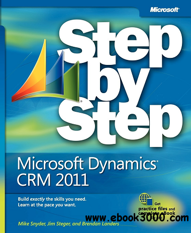 Microsoft Dynamics CRM 2011 Step by Step free download