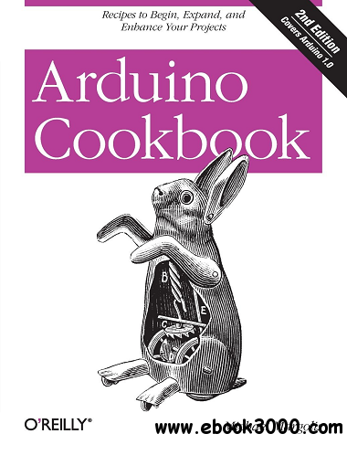Arduino Cookbook free download
